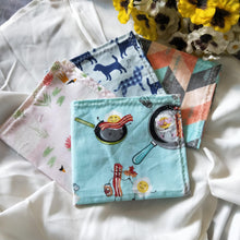 Load image into Gallery viewer, Organic Cotton Handkerchief - TroveofGaia