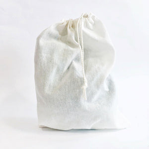 Unbleached Organic Raw Cotton Grocery Produce Bags - TroveofGaia