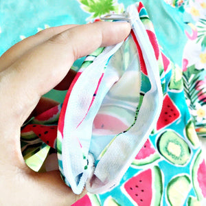 Waterproof Reusable Snack Bag/ Wet Bag