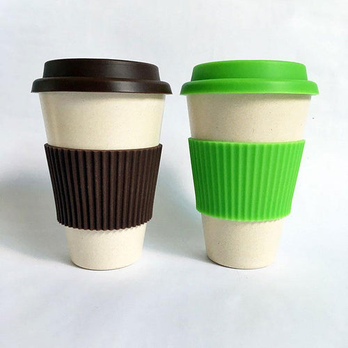 LOOP Reusable Bamboo Fibre Coffee cup