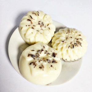 Rosehip & Argan Oil Shea Butter lotion Massage Bar (in 2 scents)
