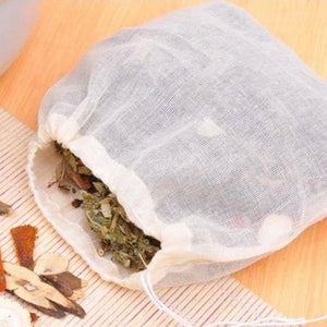 Reusable Teabags (Pack of 5)