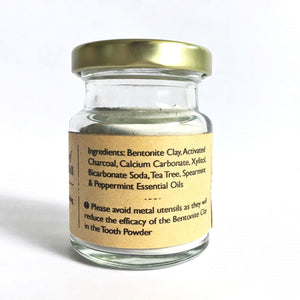 Natural Remineralizing Toothpaste Powder