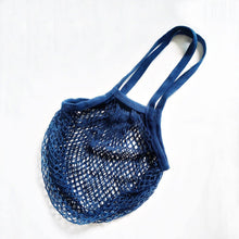 Load image into Gallery viewer, Cotton Mesh Shopping Bag (Long Handle) - TroveofGaia