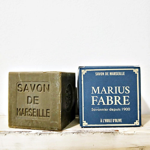 Savon De Marseille All Purpose Soap for Body & Washing
