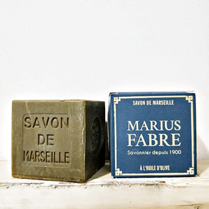 Savon De Marseille All Purpose Soap for Body & Washing - TroveofGaia