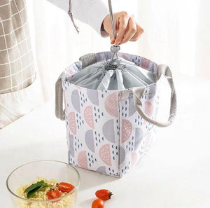 Waterproof insulated thermal lunch bags