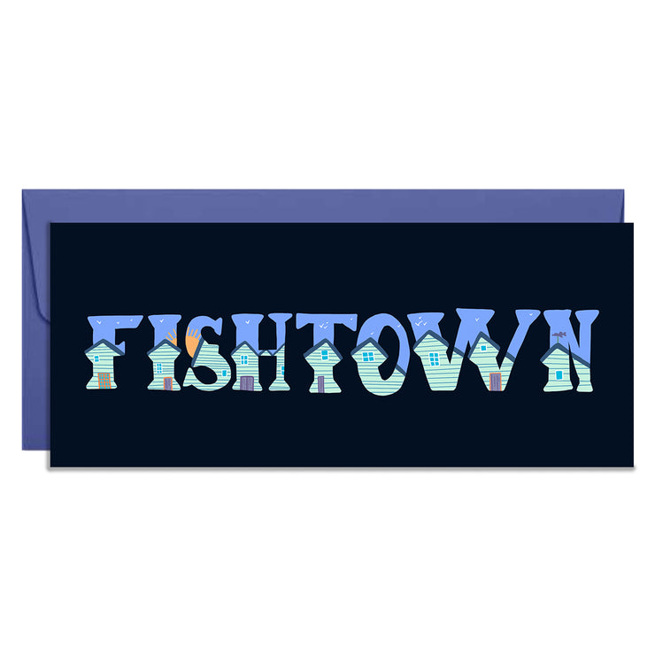 Fishtown Card