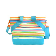 Summer Stripes Mini Day Cooler Bag
