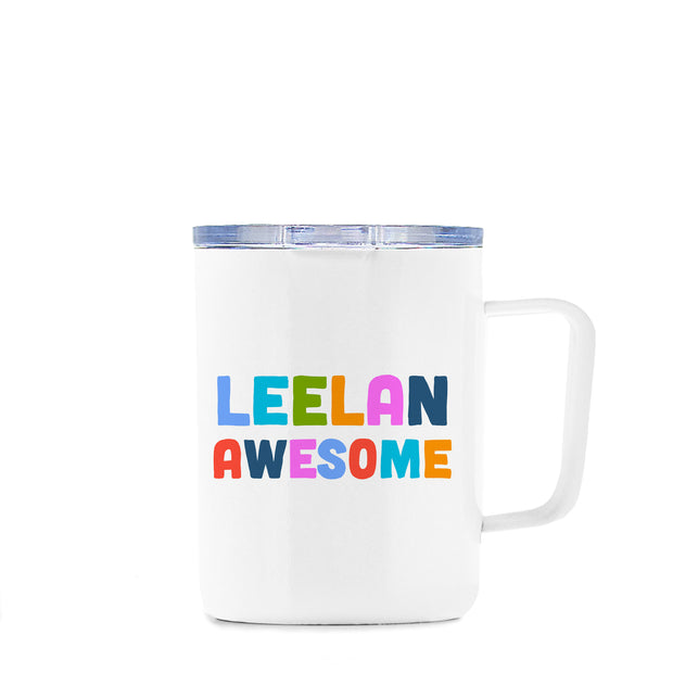 Leelanawesome Camp Mug