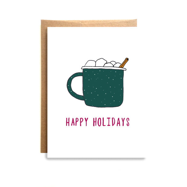 Holiday Cocoa Card