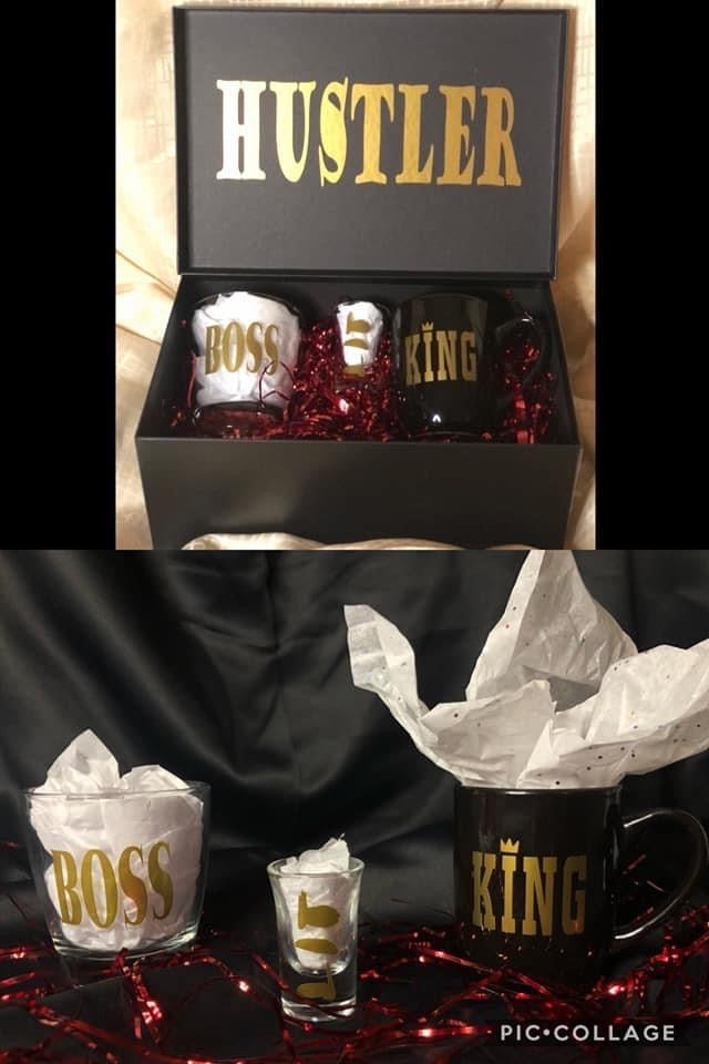 Savage/Hustler Gift Box