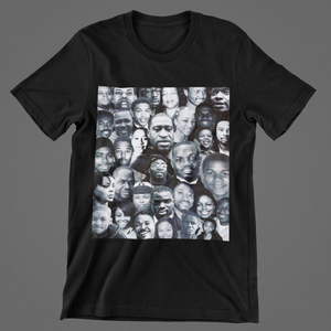 Remember Their Faces Tee