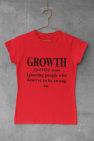 Growth Is...