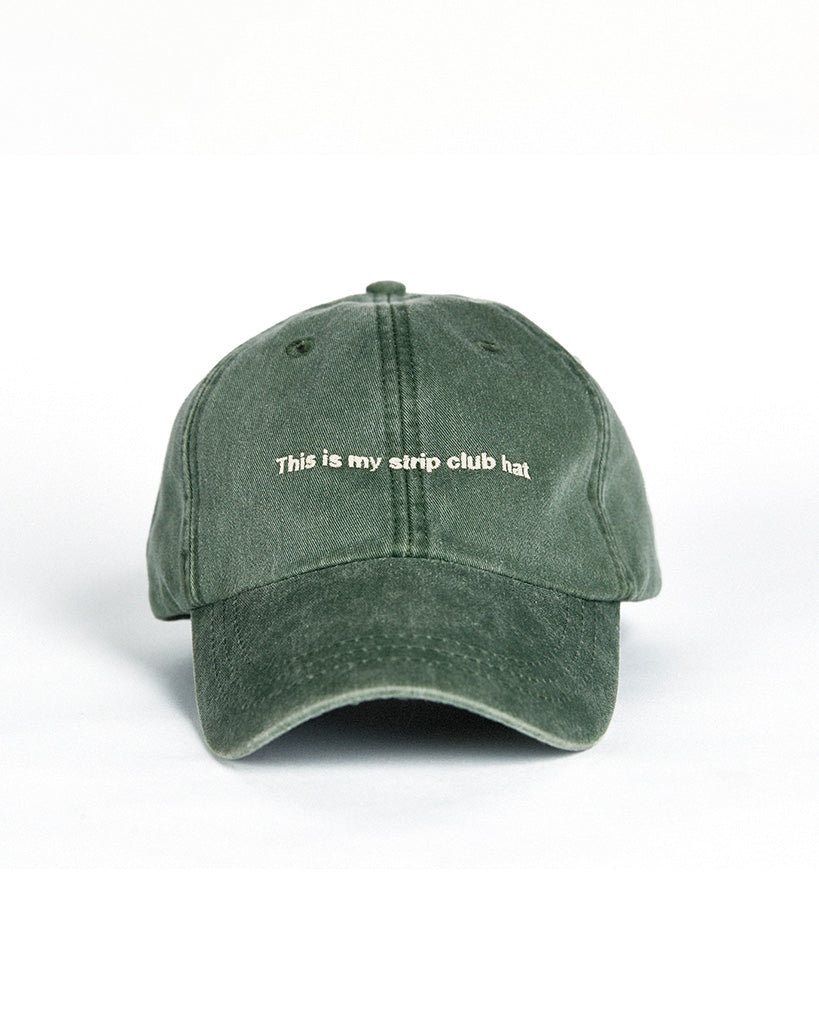 This Is My Strip Club Hat - Bad Hats