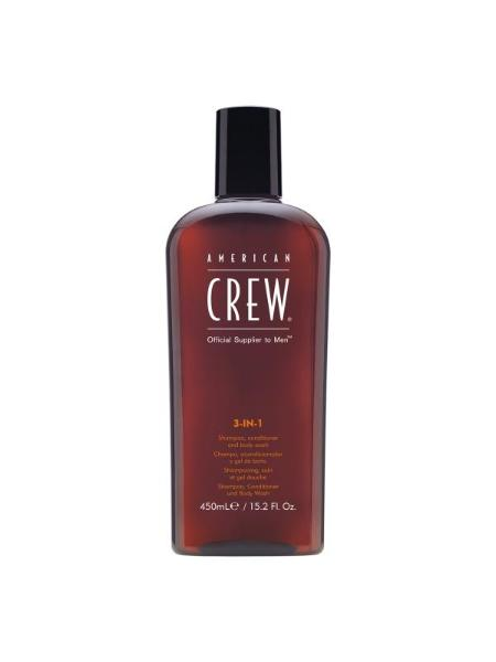 American Crew Classic 3 In 1 450ml