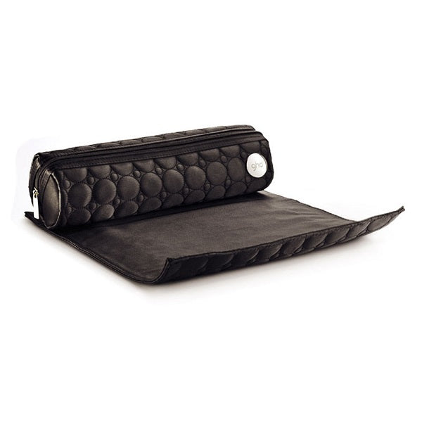 Ghd Black Quilted Roll Bag
