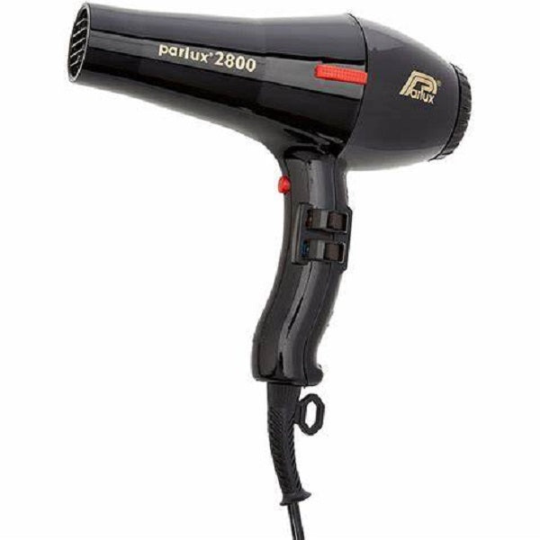 Parlux 2800 Superturbo Dryer 1760W - Black