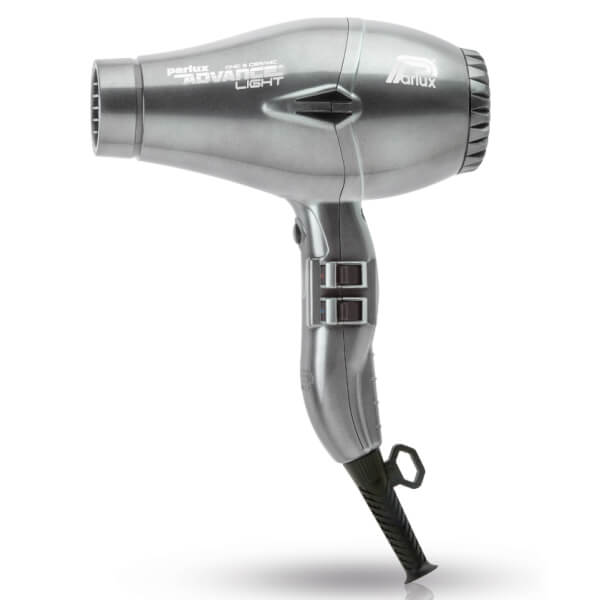 Parlux Advance Light Ceramic And Ionic Hair Dryer - Graphite