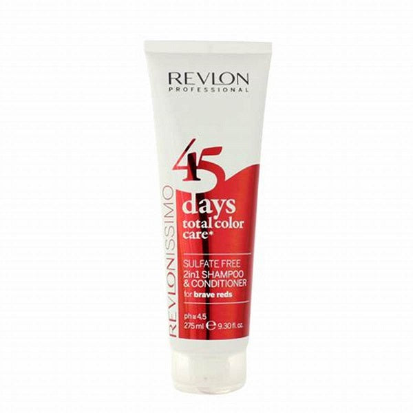Revlon Professional Revlonissimo 45 Days Color Care Brave Reds 275ml