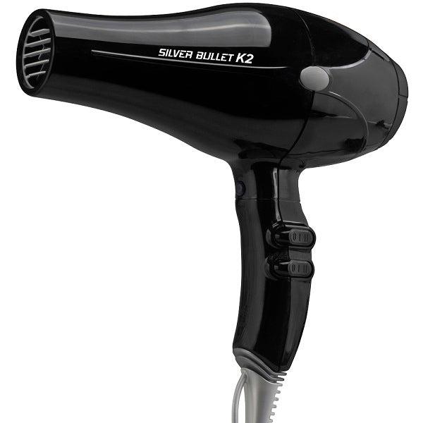 Silver Bullet K2 Dryer 2200W - Black