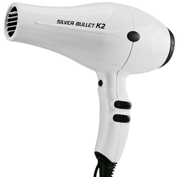 Silver Bullet K2 Dryer 2200W - White