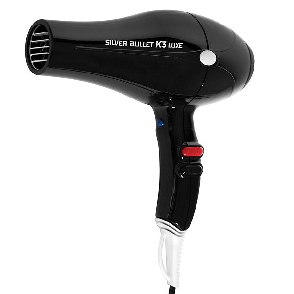 Silver Bullet K3 Luxe Brushless Motor Dryer - Black