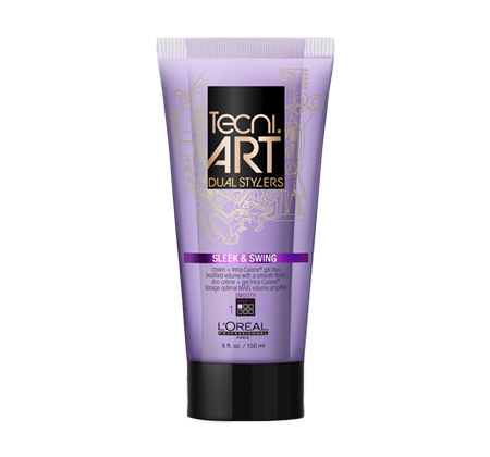 L'Oreal Professional  Tecni Art Dual Styler  Sleek & Swing Gel 150ml