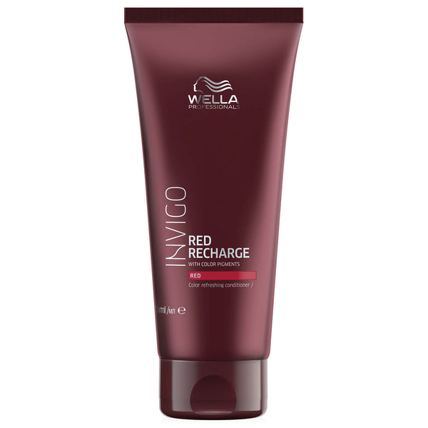 Wella Invigo Color Recharge Red Conditioner 200ml