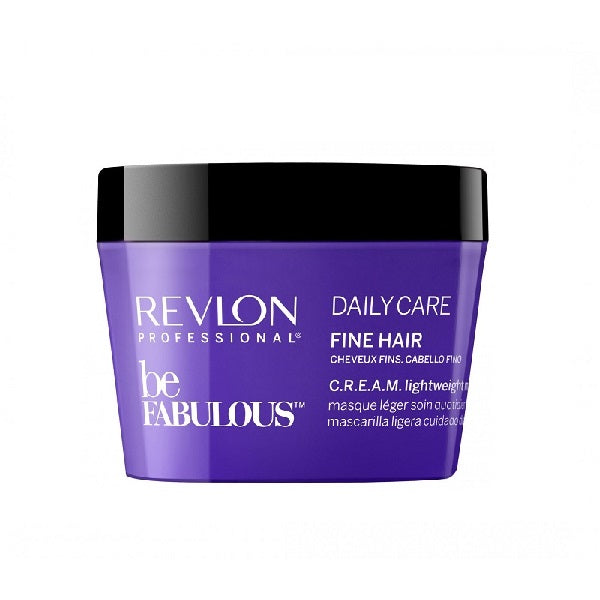 Revlon Professional Be Fabulous Daily Care Fine Cream Mask 200ml
