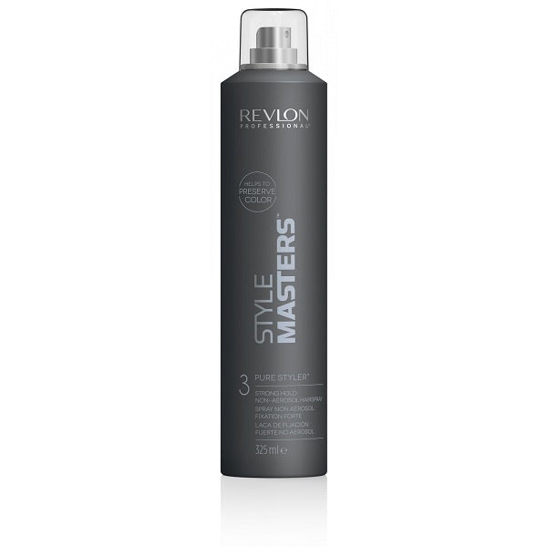 Revlon Professional Style Masters Pure Styler Strong Hold Hairspray 325ml