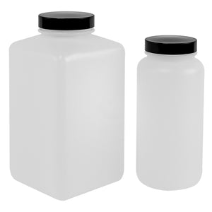Quart and Pint Sample Bottles