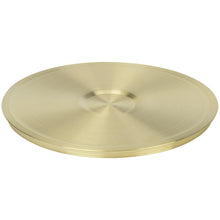 "Load image into Gallery viewer, U.S. Testing Sieves 8"" Full Height Brass Frame"