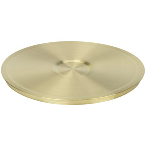 "U.S. Testing Sieves 8"" Full Height Brass Frame"