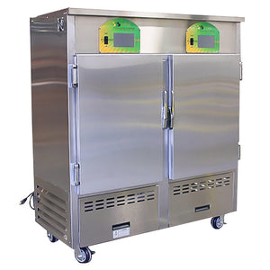 Seedburo Stainless Single or Double Chamber Germinators