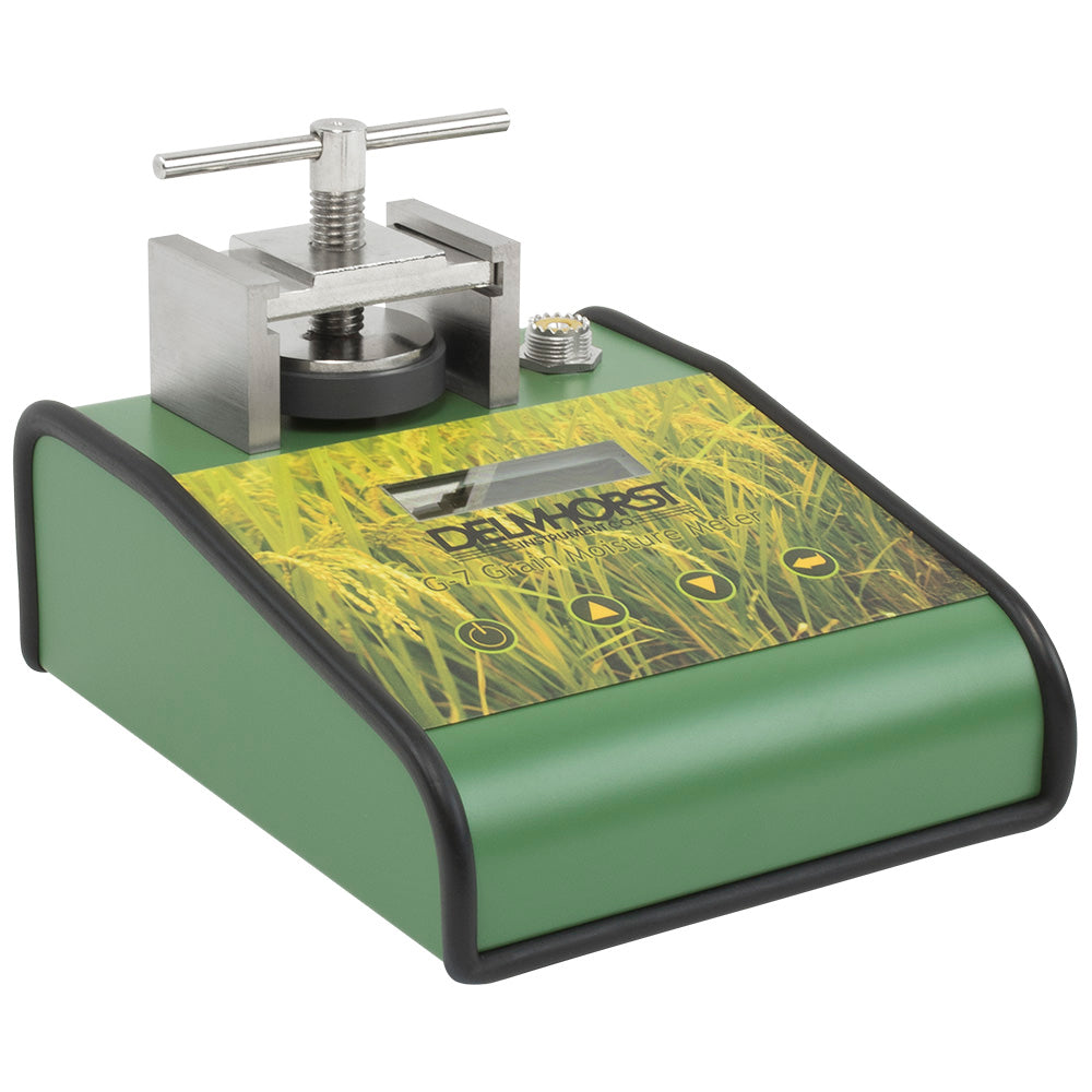 Grain and Hay Moisture Tester