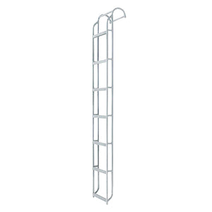 Tubular Steel Hook Ladders