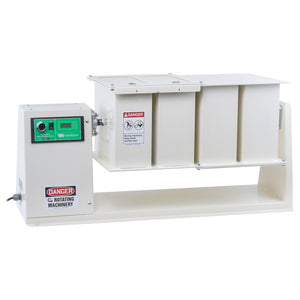 Pellet Durability Tester - 4 Compartment