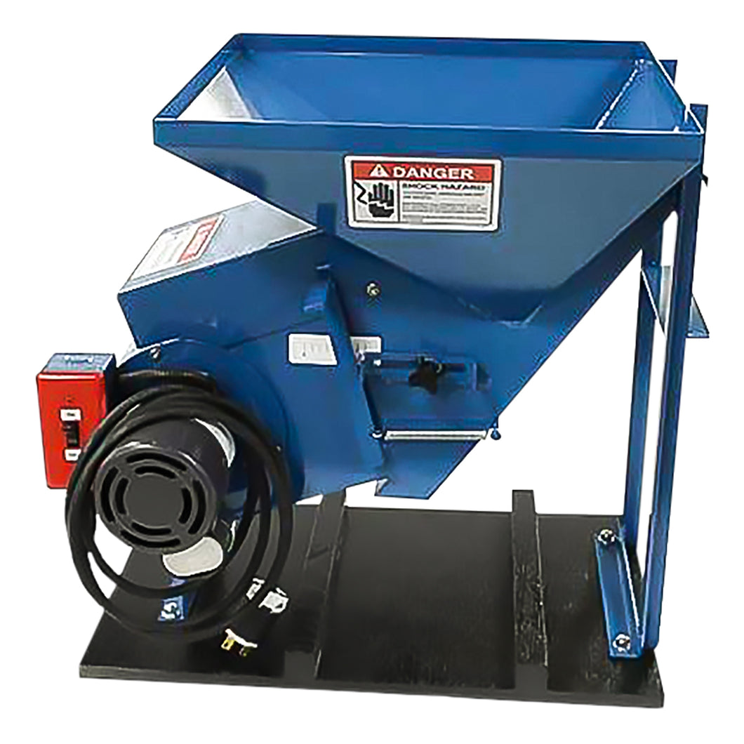 Air Blast Seed Cleaner