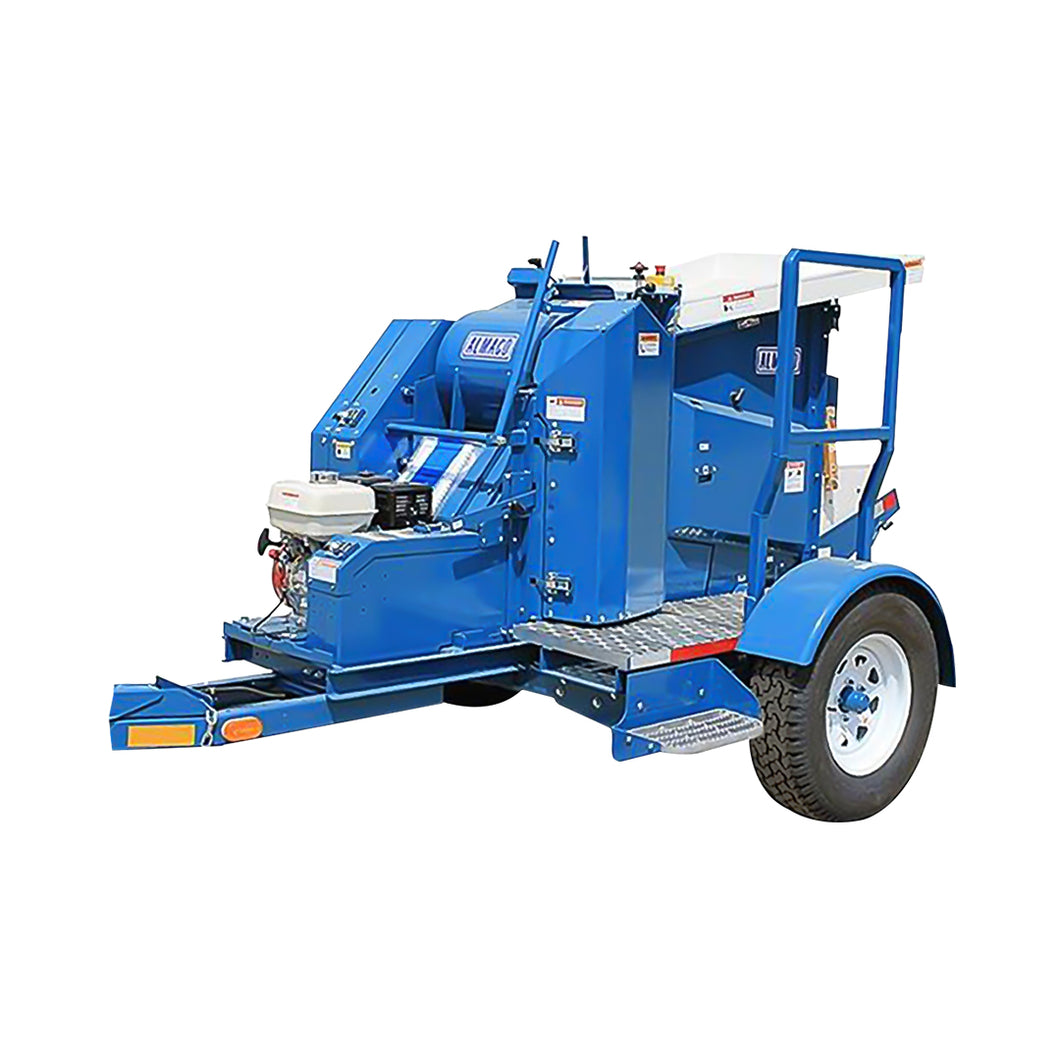 Large Plot Thresher