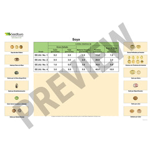 Grain Grading/Training Mats