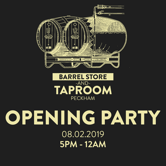 PECKHAM OPENING PARTY - 8th FEB 2019