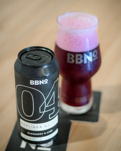 04|BERLINER WEISSE - BLUEBERRY & LIME - 3.2%