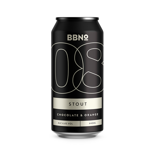 08 - STOUT - CHOCOLATE & ORANGE - 6.6%