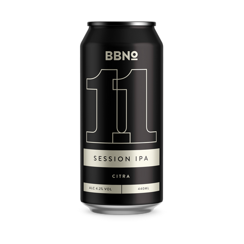 11|SESSION IPA - CITRA - 4.2%