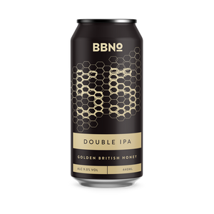 55|DOUBLE IPA - GOLDEN BRITISH HONEY - 9.0%