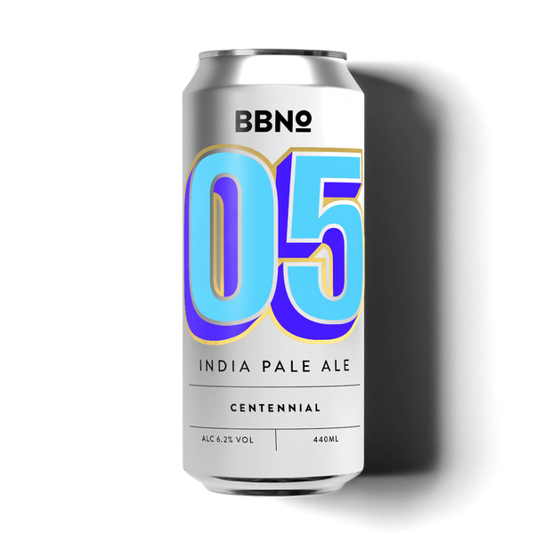 05 India Pale Ale – Centennial