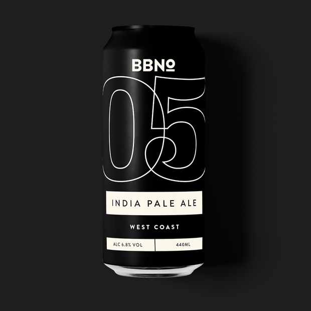 05|INDIA PALE ALE - WEST COAST