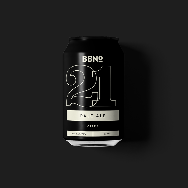 21|PALE ALE - CITRA (WHOLE CASE)