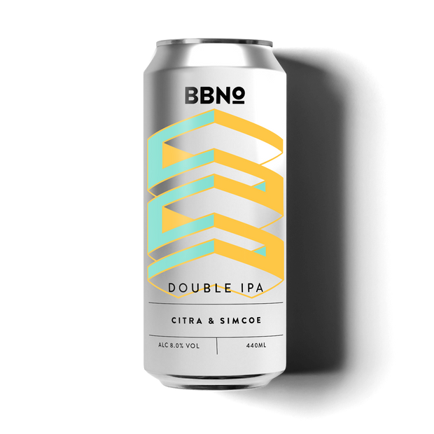 55 Double IPA – Citra & Simcoe